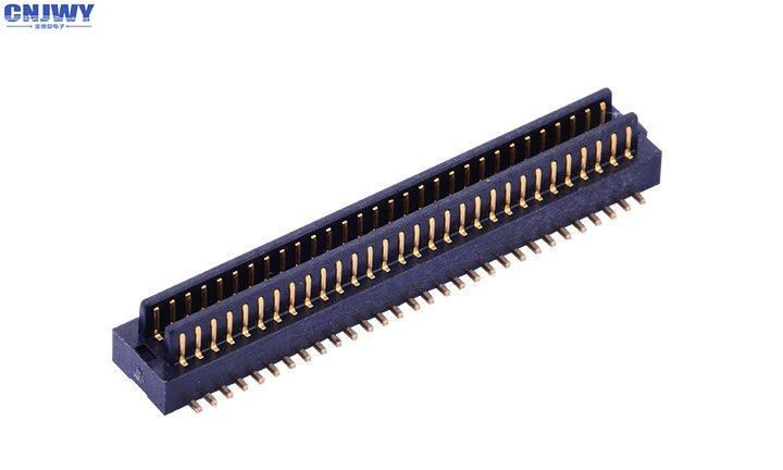 Thin Spacing PCB Board To Board Connector Double Row For Electronic Consumer Products