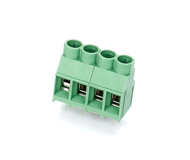 30-10AWG Electrical Terminal Block Connector CET5 9.52mm Pitch 1*04P Green